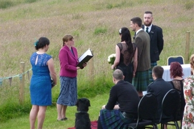 Perth & Kinross Wedding Registrars