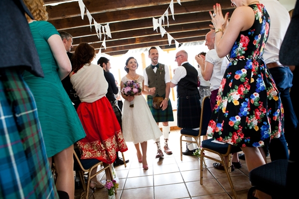 Weddings at The Bunkhouse